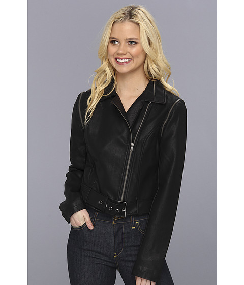 BB Dakota - Eliza Jacket (Black) Women's Coat