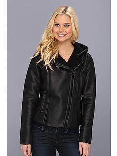 SALE! $49.99 - Save $90 on BB Dakota Belmont Jacket (Black) Apparel - 64.29% OFF $140.00