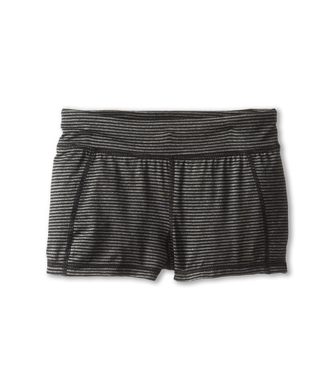 Soybu Kids - Sporty Short (Little Kids/Big Kids) (Black Mini Stripe) Girl's Shorts