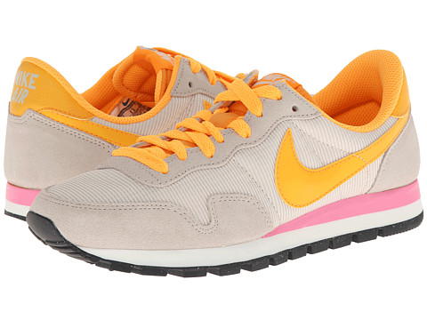 Nike - Air Pegasus '83 (Light Ore/Wood Brown/Pink Glow/Anthracite/Atomic Mango) Women's Shoes