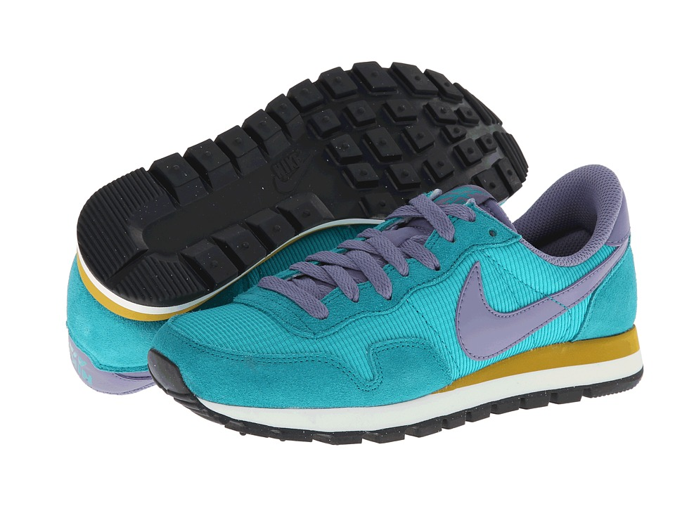Nike - Air Pegasus '83 (Turbo Green/Dark Citron/Anthracite/Iron Purple) Women's Shoes