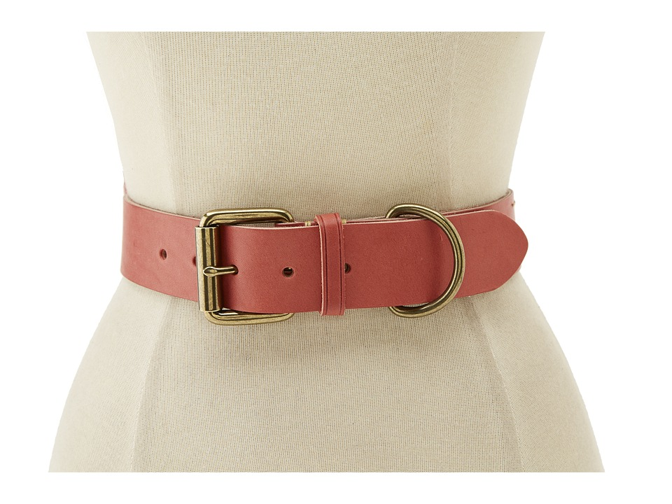 Cole Haan - Anderson Belt (Red) Men's Belts