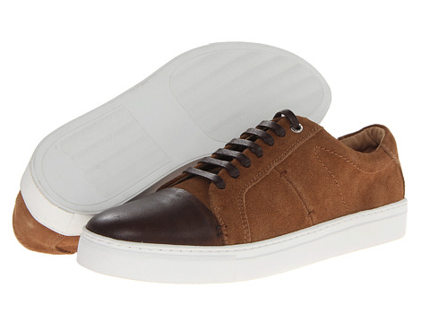 JD Fisk - Cadet (Brown) Men's Lace up casual Shoes