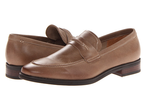 JD Fisk - Trigg (Barley) Men's Slip-on Dress Shoes