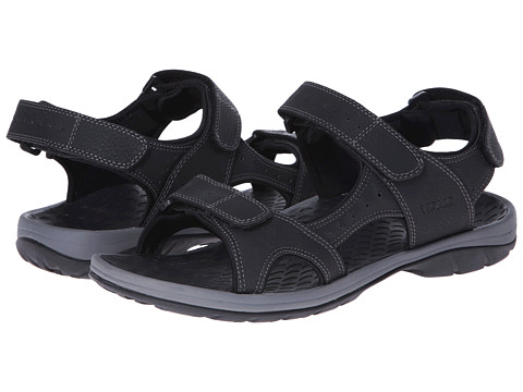 VIONIC - Mick (Black) Men's Sandals