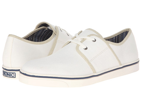 VIONIC with Orthaheel Technology - Bryson (White) Men's Lace up casual Shoes