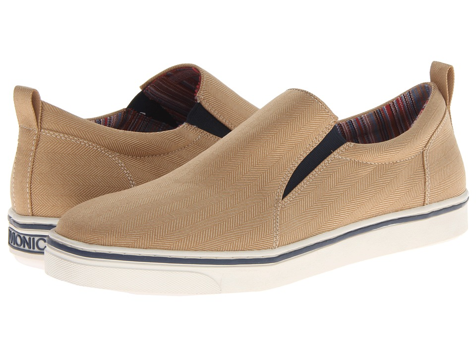 VIONIC - Conner (Light Tan) Men's Slip on Shoes