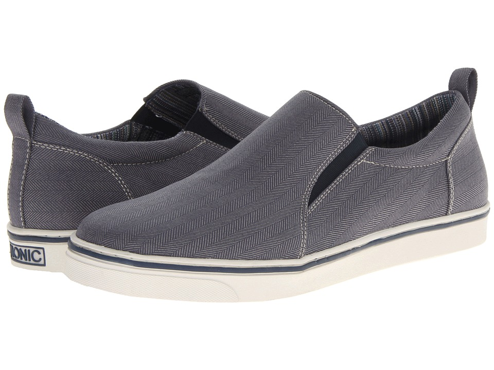 VIONIC - Conner (Navy) Men's Slip on Shoes