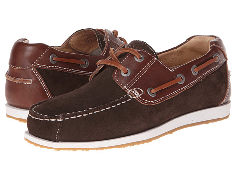 VIONIC with Orthaheel Technology - Regatta (Chocolate) Men's Shoes