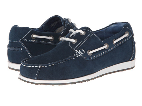VIONIC with Orthaheel Technology - Regatta (Navy) Men's Shoes