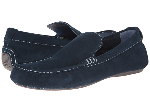 VIONIC - Parker (Navy) Men's Slip on Shoes