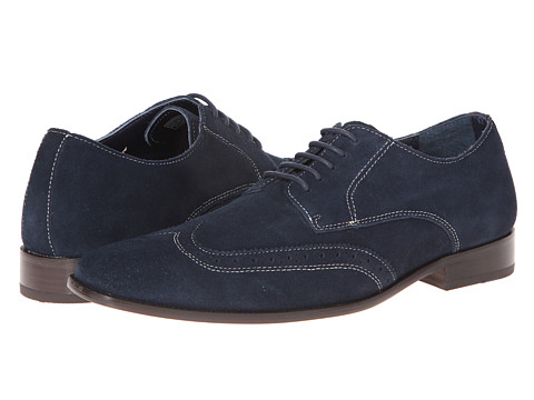 VIONIC with Orthaheel Technology - Harrison (Navy) Men