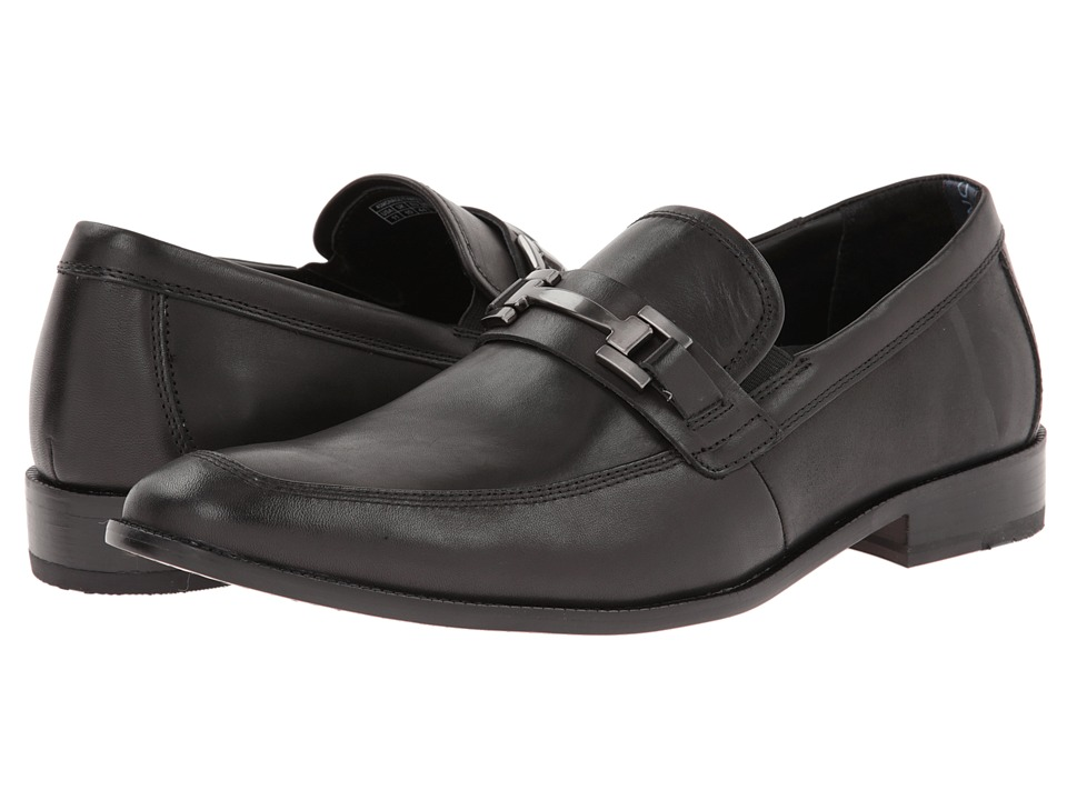 VIONIC - Monroe (Black) Men's Slip-on Dress Shoes