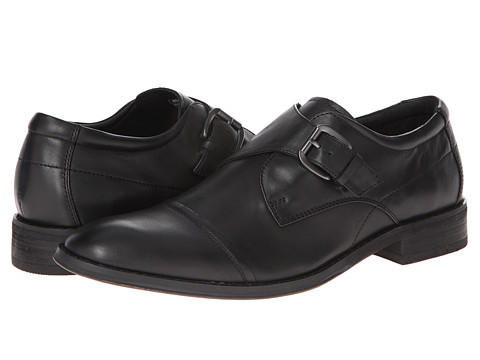 VIONIC with Orthaheel Technology - Ethan (Black) Men's Shoes