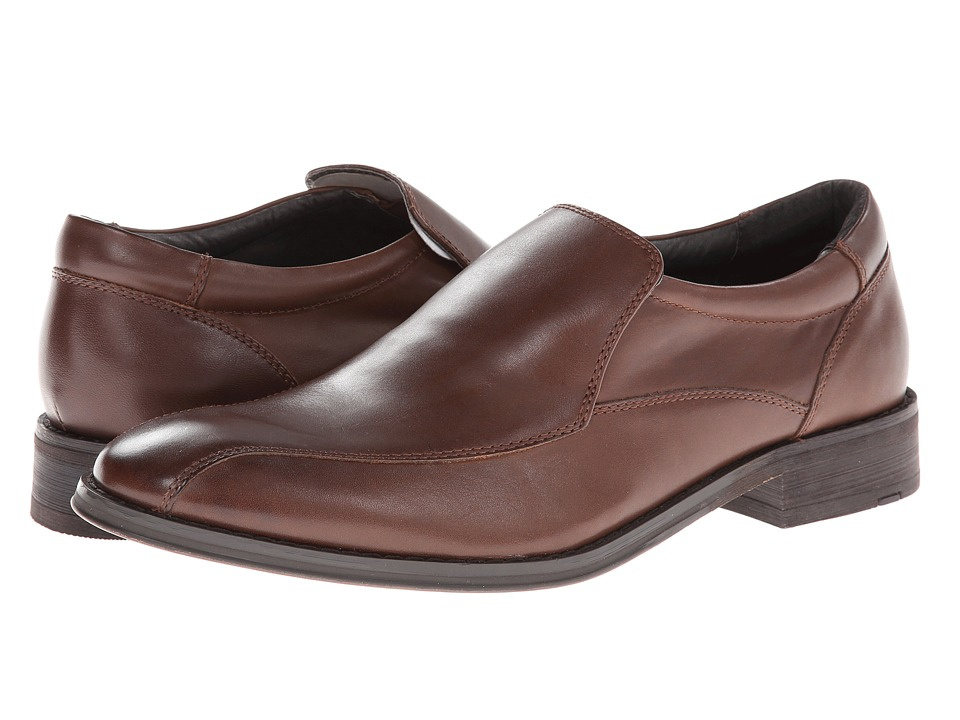VIONIC - Eric (Coffee) Men's Slip-on Dress Shoes