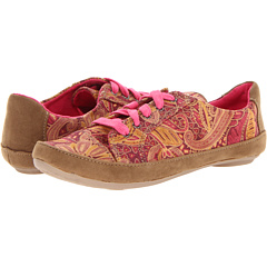 SALE! $14.99 - Save $20 on Cloud 9 Gamaliel (Pink Multi Natural Fabric) Footwear - 57.17% OFF $35.00