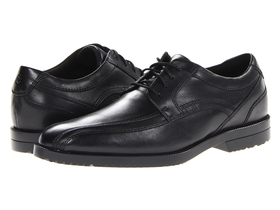 Rockport Dandris Bike Toe Oxford (Black) Men