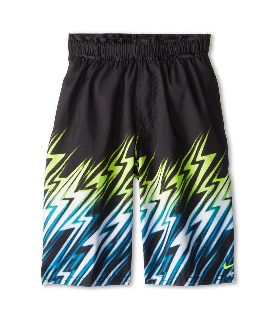Nike Kids - Bolt Volley Short (Big Kids) (Volt) Girl's Swimwear