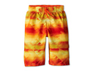 Nike Kids Hyper Color Volley Short (Big Kids) (Safety Orange)