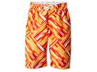 Nike Kids Speed Stripe Volley Short (Big Kids) (Safety Orange)