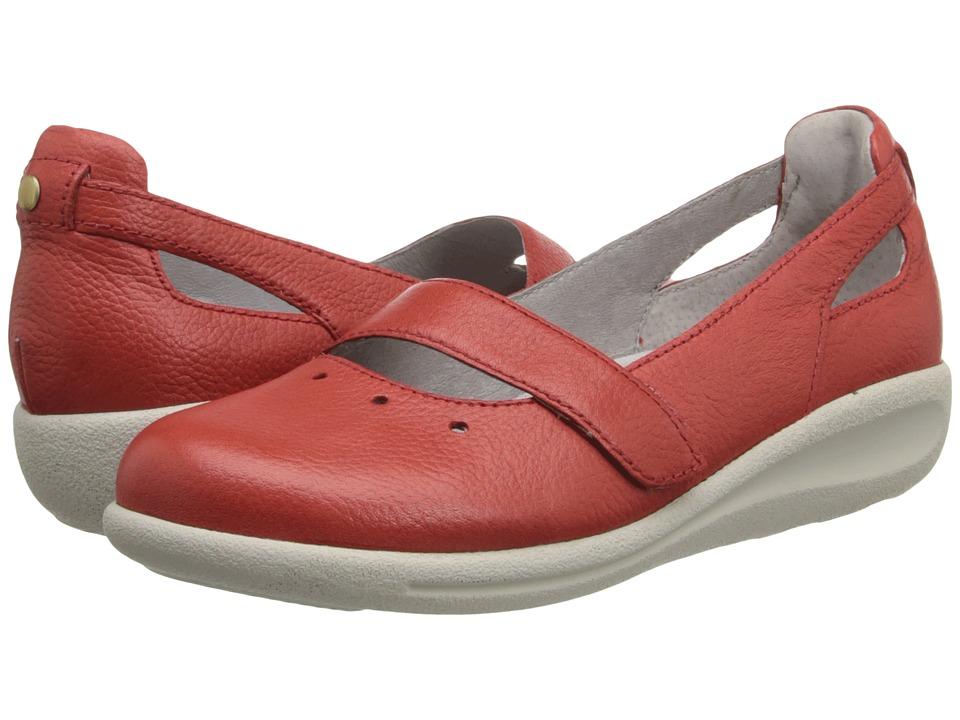 Sanita - Florida (Red) Women's Shoes
