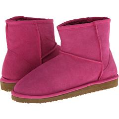 UNIONBAY Stormie Mini Boot (Berry) Footwear