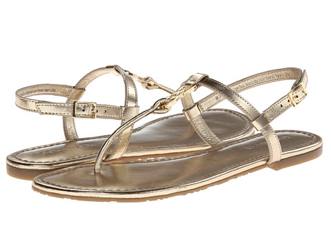 Cole Haan - Ally Sandal (Gold) Women's Sandals