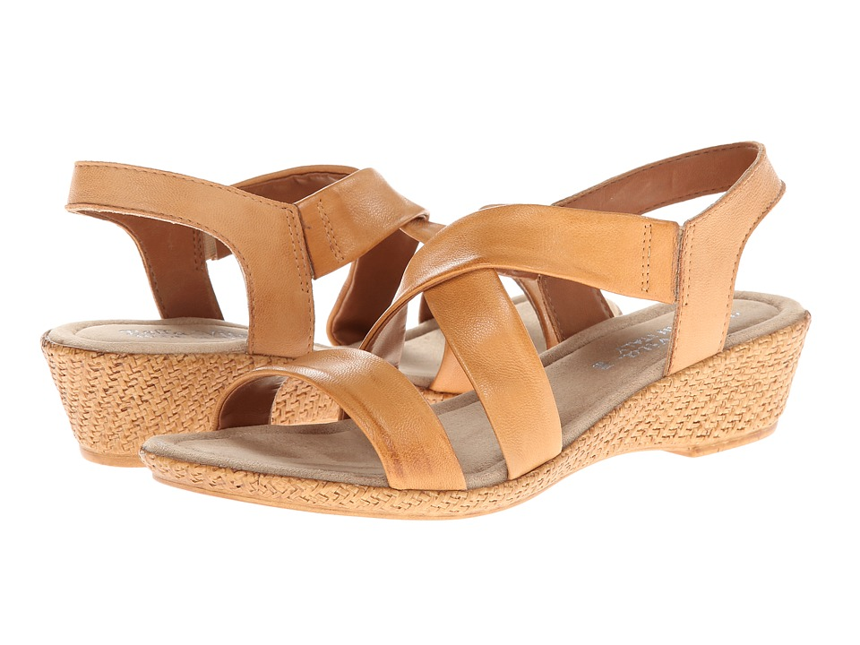 Bella-Vita - Ciao (Tan Leather) Women's Sandals