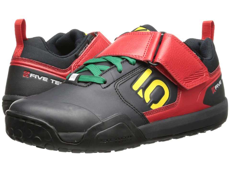 Five Ten - Impact Vxi Clipless (Minnaar Rasta) Men's Shoes