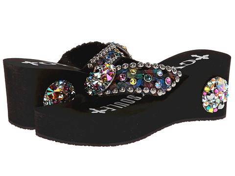 Gypsy SOULE - Carnival Heel (Black) Women