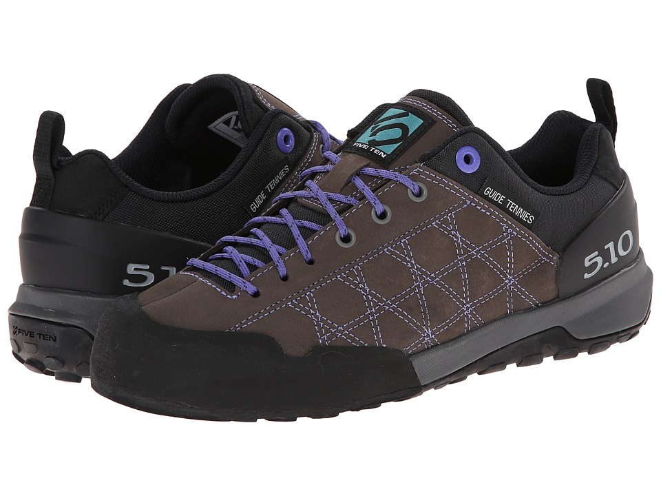 Five Ten - Guide Tennie (Charcoal/Iris 1) Women's Shoes