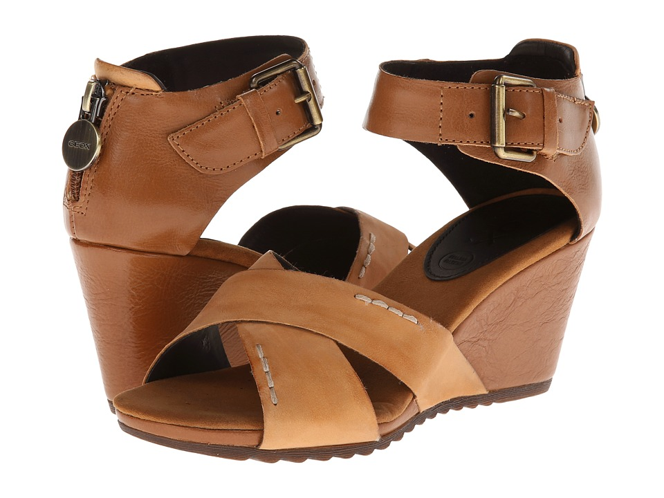 Geox - D Alias (Light Brown) Women