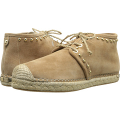 Stuart Weitzman Mojave (Camel Velour) Footwear