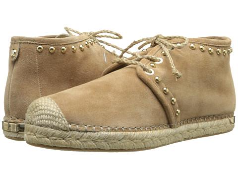 Stuart Weitzman - Mojave (Camel Velour) Women's Shoes