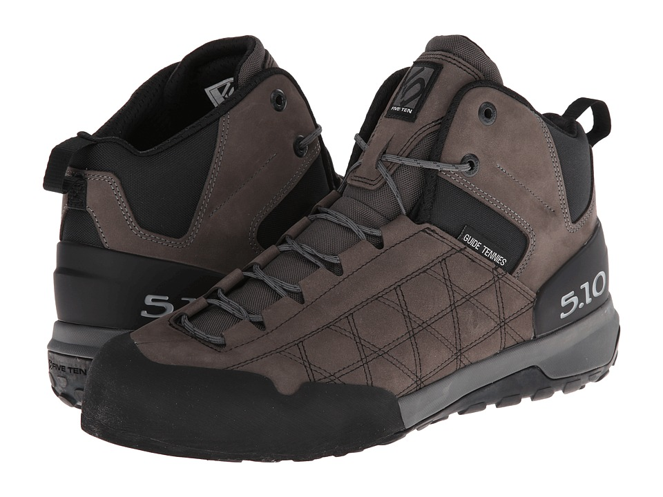 Five Ten - Guide Tennie Mid (Black Asphalt) Men's Hiking Boots