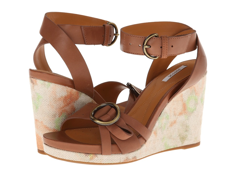 Geox - D Victory (Toffee) Women