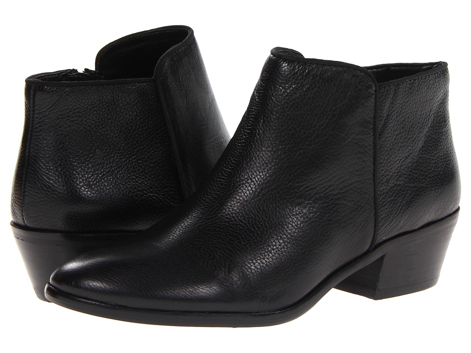 Sam Edelman - Petty (Black Leather) Women's Shoes
