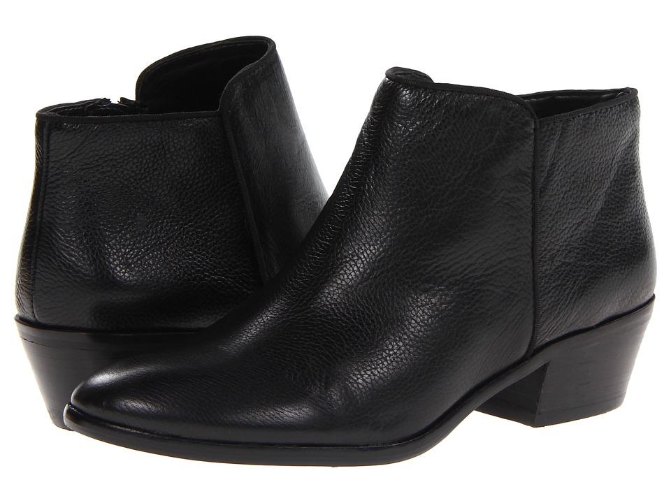 Sam Edelman - Petty (Black Leather) Women's Shoes