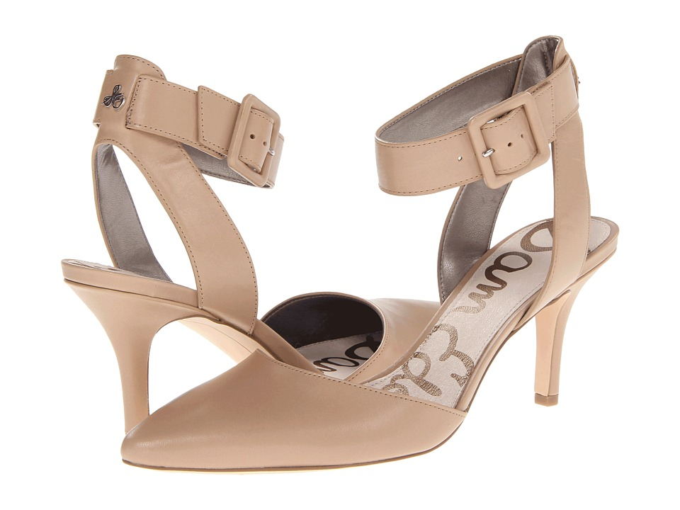 Sam Edelman - Okala (Classic Nude Leather) High Heels