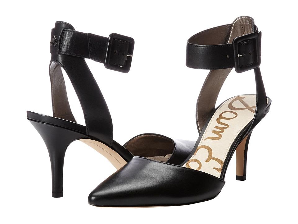 168d6c47c4eca ... UPC 017136849021 product image for Sam Edelman - Okala (Black Leather) High  Heels ...