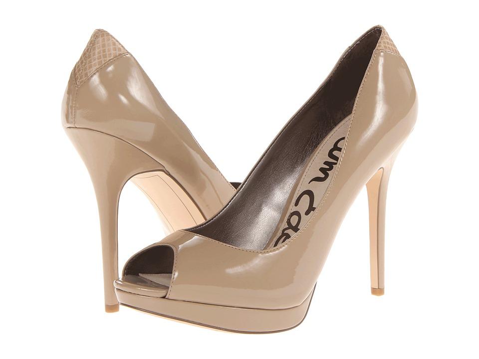 Sam Edelman - Ella (Nude Patent) High Heels