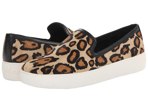 Sam Edelman - Becker (Leopard) Women's Slip on Shoes