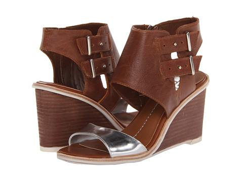 DV by Dolce Vita - Cambria (Cognac) Women's Wedge Shoes