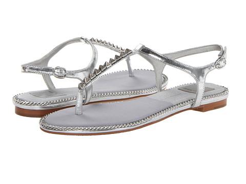 Dolce Vita - Ensley (Silver) Women's Sandals