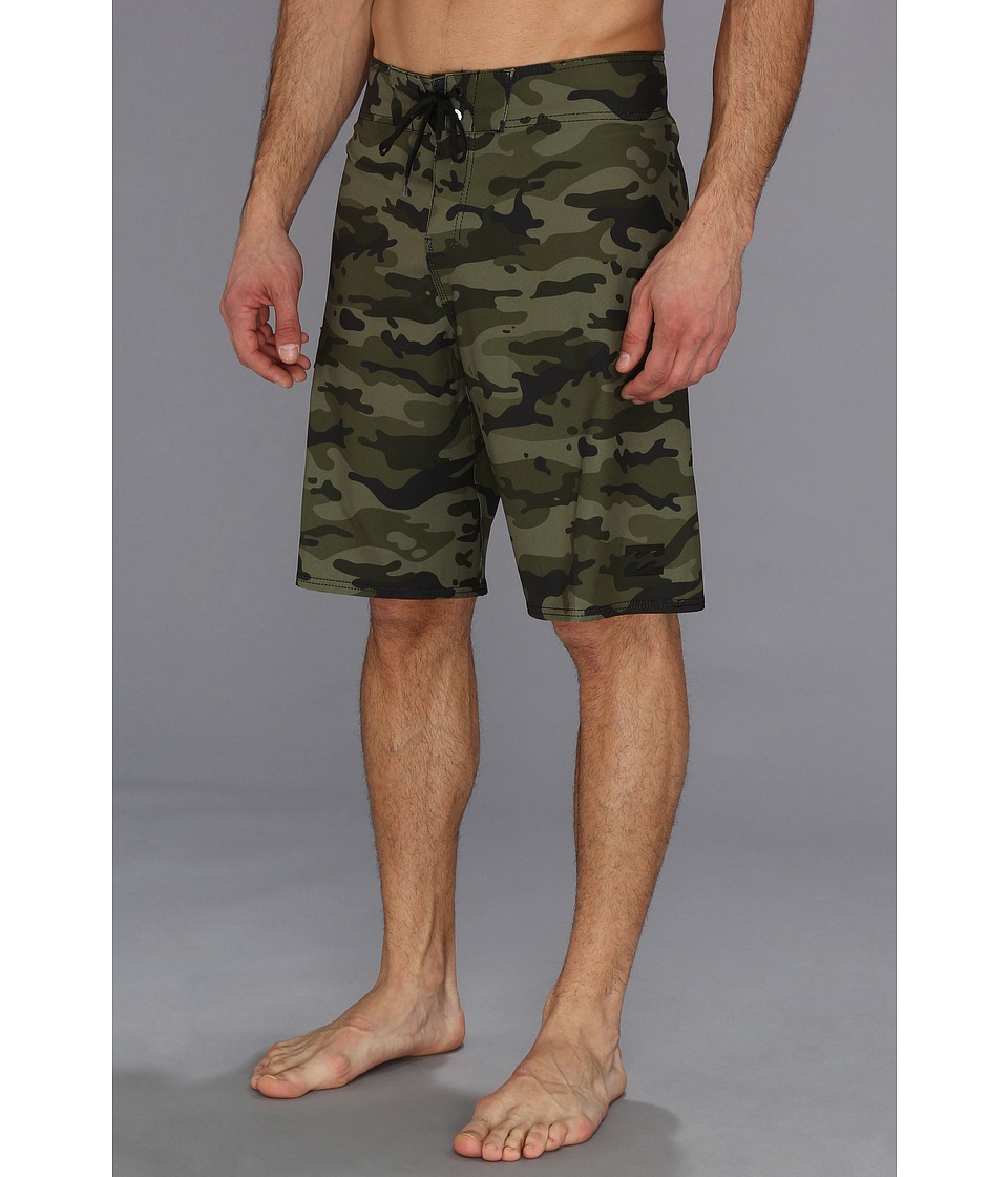 Billabong - R U Serious Boardshort (Camo) Men's Swimwear