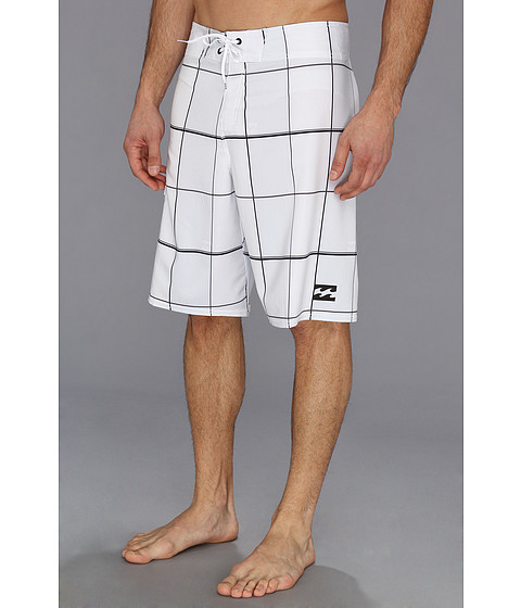 Billabong - R U Serious Boardshort (White) Men's Swimwear