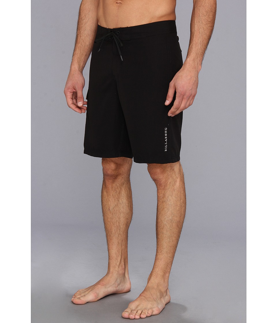 Billabong - Rum Point Boardshort (Black) Men's Swimwear
