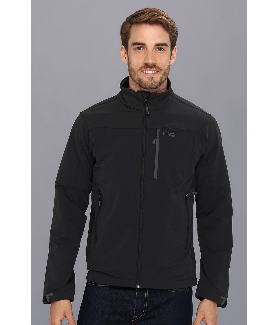 Outdoor Research - Circuit Jacket (Black) Men's Coat