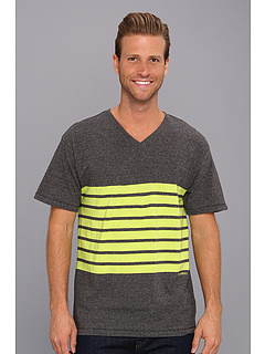 SALE! $16.99 - Save $18 on Billabong Major S S V Neck (Black Heather) Apparel - 51.46% OFF $35.00