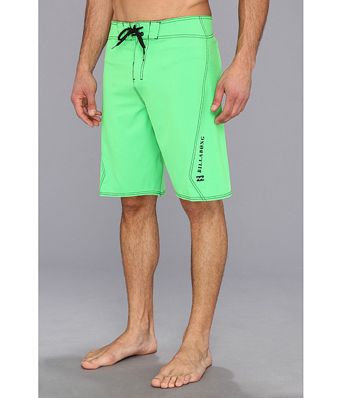 Billabong - All Day Solid Boardshort (Xero Green) Men's Swimwear